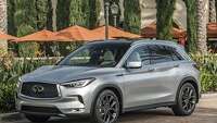 Infiniti's QX50 compact crossover has turbo engine, premium features - Photo