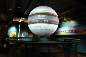The Discovery Museum holds its annual Science Day in Bridgeport, Conn., on Saturday, April 6, 2019. As many as 1400 children got to take part in a variety of activities related to space research and exploration. Some of the highlights included a Live Science Demo, Astronaut Training, drone flights with Connecticut Wild Flyers and even a piece of moon rock on display. Science Day is made possible by a grant from the NASA Connecticut Space Grant Consortium.