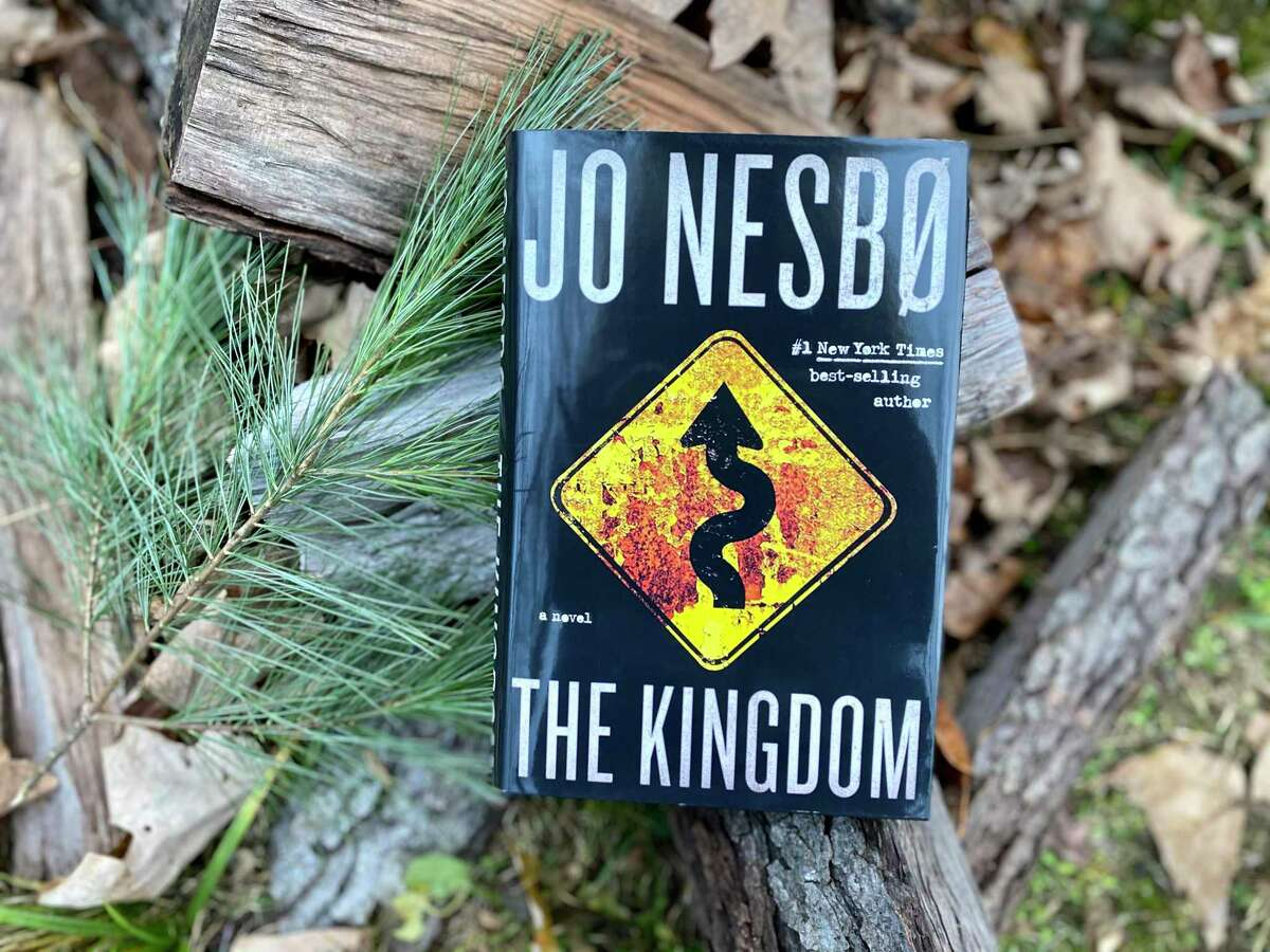 """The Kingdom"" is the latest novel by Jo Nesbo."