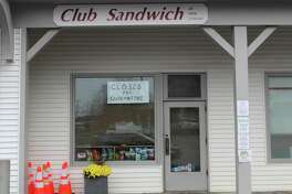 Club Sandwich, 107 Cherry St., closed for two weeks effective Tuesday, Nov. 17, after an employee tested positive for COVID-19.