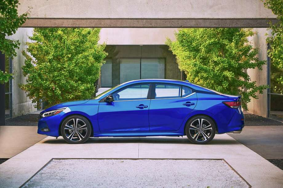 The 2020 Nissan Sentra SV. Photo: Nissan News / Contributed / 2019