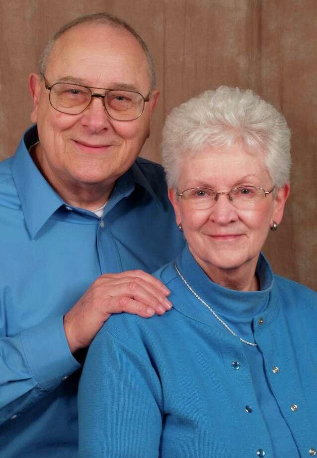 Elmer and Betty Schartow
