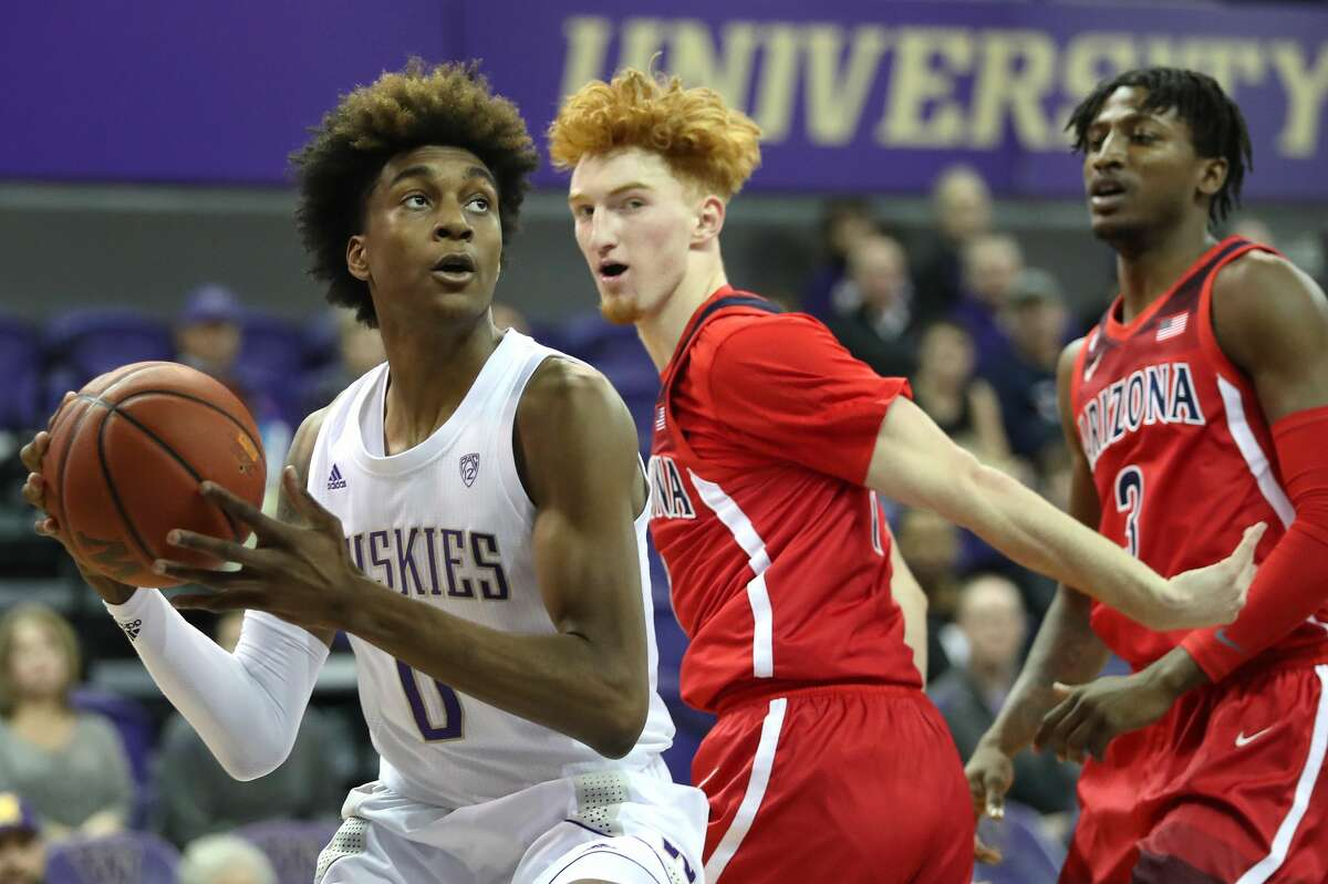 Position: Small forwardMeasures: 6-10, 201 poundsSchool: University of Washington2019-20 stats (31 games): 13.0 points, 5.8 rebounds, 2,1 assists, 1.4 blocksConnection to Washington: College; Federal Way native McDaniels, who was a five-star recruit out of Federal Way High School, had an erratic lone season at Washington after joining the Huskies with a lot of hype. At times, he showed flashes of a dominant player -- a fluid athlete at 6-10 with elite athleticism, deep shooting range, the ball-handling skills of a guard, two-way potential and an ability to guard positions 1 through 4. But there were other times where he disappeared for several minutes at a time. After starting his freshman season, he was moved to the bench halfway through the year. The NBA values upside most highly, though. So McDaniels is expected to go anywhere from the late lottery to the first round.