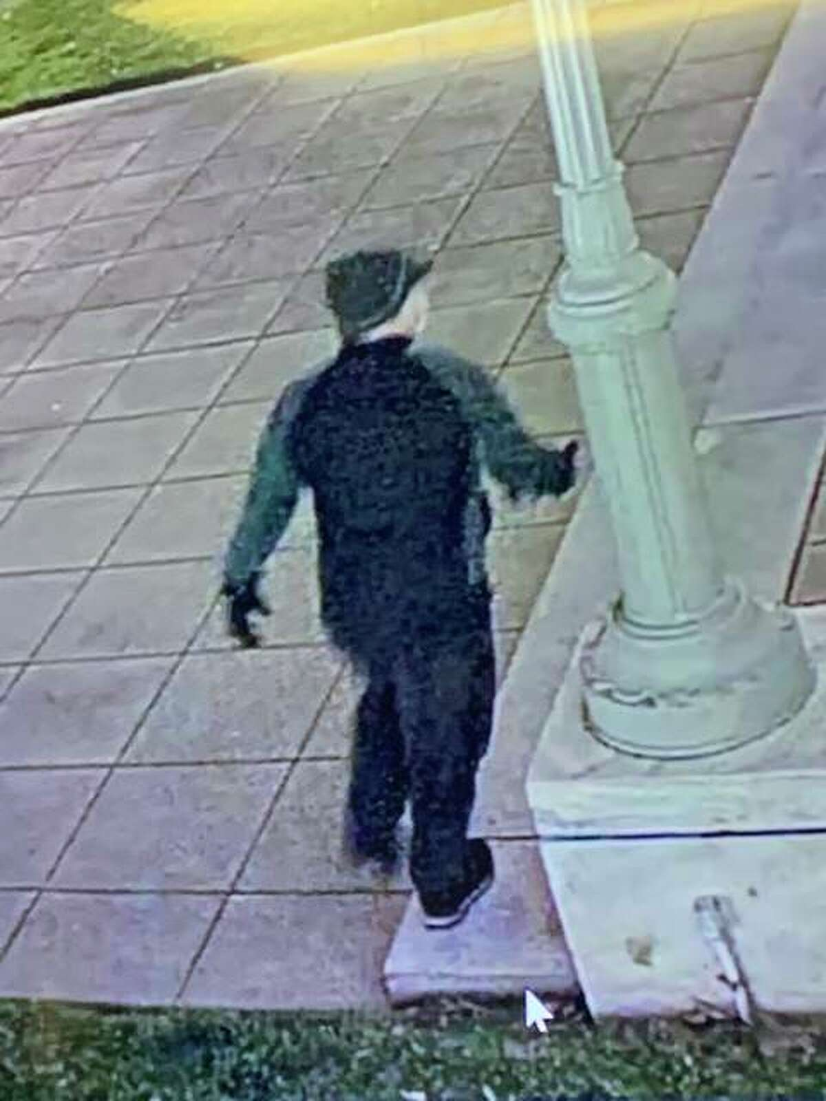 The Edwardsville Police Department is seeking assistance with identifying a subject in an ongoing investigation. At about 4:25 a.m. Friday, Nov. 6, the Madison County Court House at 155 N. Main St., Edwardsville, was damaged by someone spray painting the outside of the building. The building sustained
