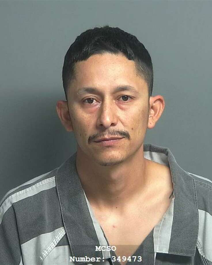 Oscar Valencia, 37, of Houston, is being charged with murder. Photo: Courtesy Of The Montgomery County District Attorney's Office