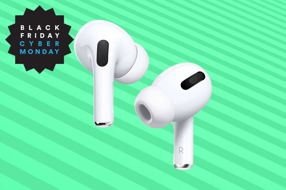 Apple AirPods Pro, $169 at Walmart for Black Friday Photo: Walmart/Hearst Newspapers