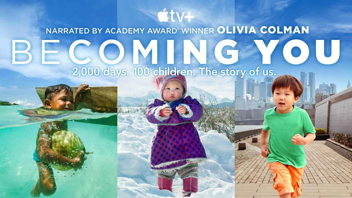 Two San Antonio children were featured in Apple TV's new documentary series,
