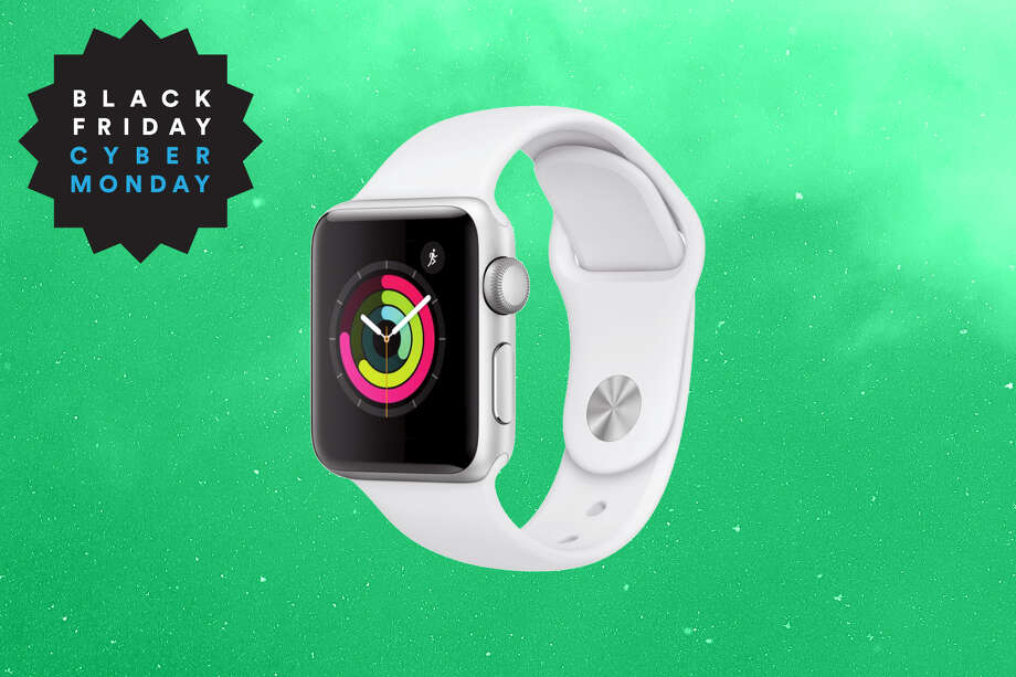 Apple Watch Series 3 GPS - 38mm - Sport Band, $119 at Walmart for Black Friday Photo: Walmart/Hearst Newspapers