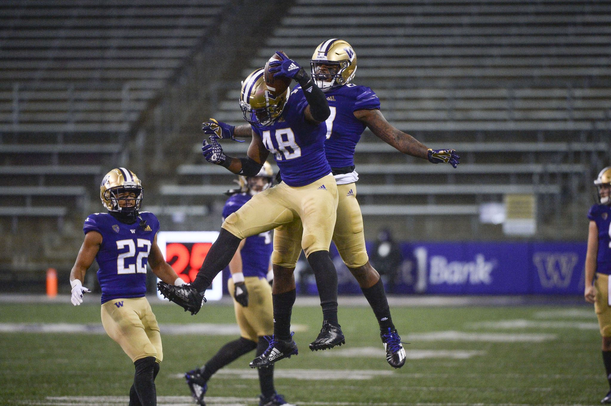 With Apple Cup called off, University of Washington football team shifts sights to Utah