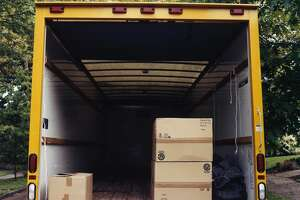"""Amid a surge in moving scams, customers have reported unlicensed moving trucks holding belongings """"hostage."""""""