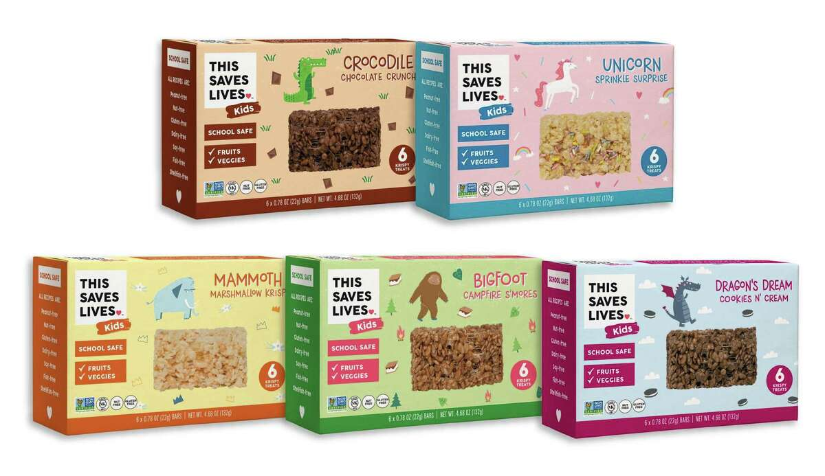 This Saves Lives is a line of snack bars that sends food to malnourished children with every purchase.