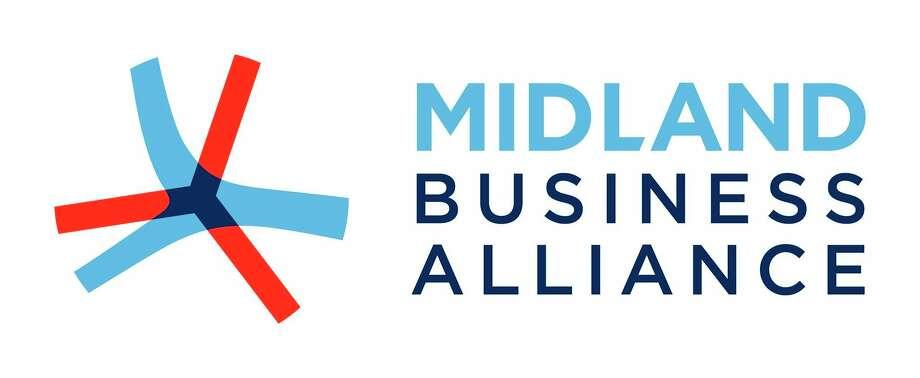 Midland Business Alliance logo. (Photo provided/MBA)
