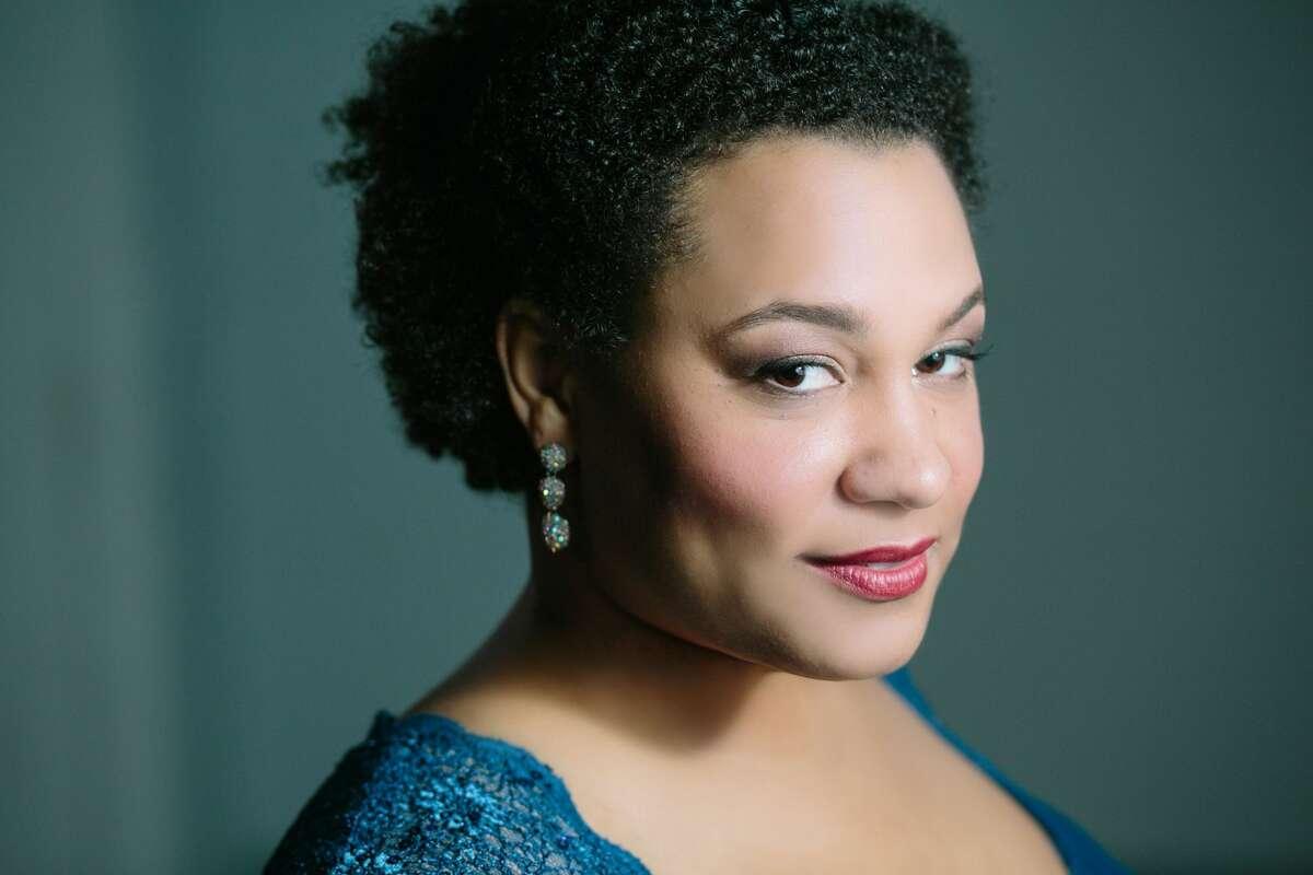 Mezzo soprano Deborah Nansteel will open the