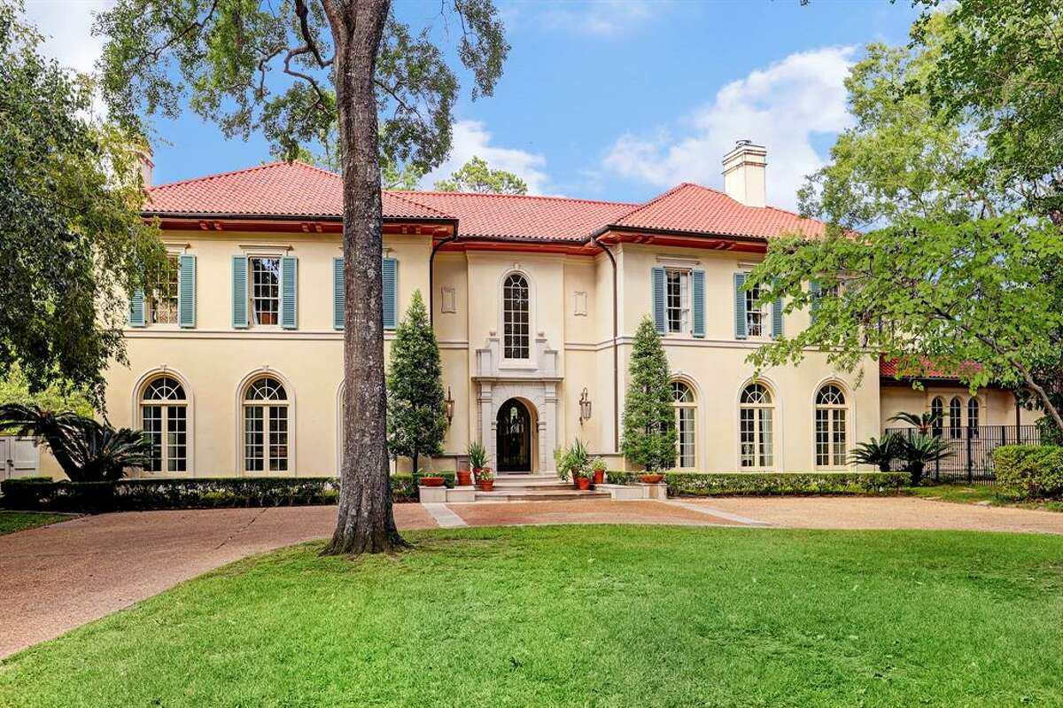No. 1: 3950 Inverness | Sold between: $5.8 and $6.7 million  This 9,640-square-foot River Oaks estate sits on an acre of land and encompasses six bedrooms and eight baths. It features a paneled library, private terraces, guest quarters and ample room for entertaining.