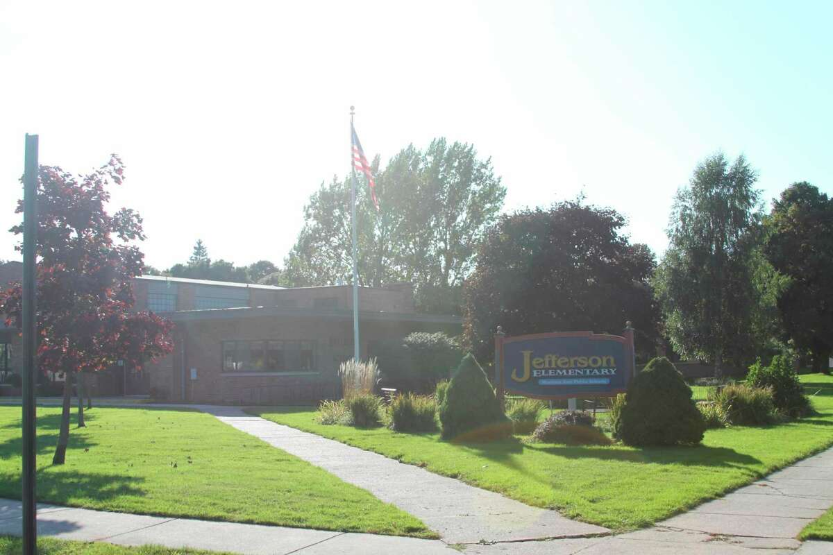Manistee Area Public Schools will hold a virtual forum via Zoom on Thursday evening to share details of its upcoming $30.9 million bond proposal with the community. If the bond passes in May, MAPS will tear down Jefferson Elementary and turn that area into a community green space and recreation hub to meet the needs of recreational groups throughout the community. (File photo)