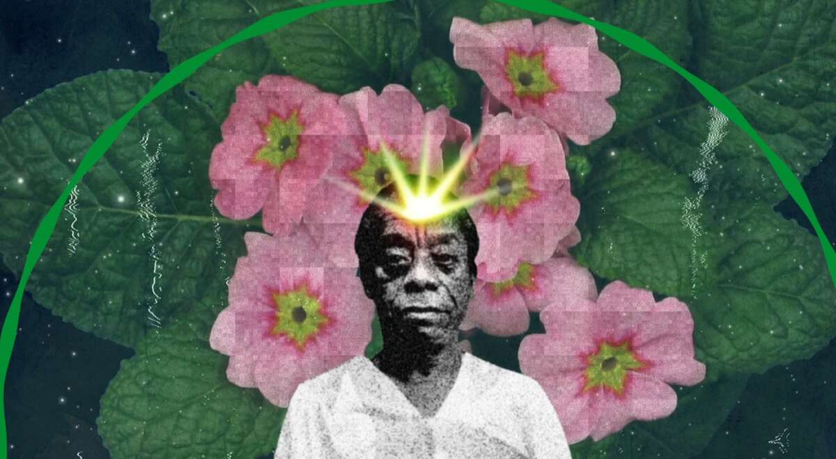 """The hagiographic treatment of Baldwin in the web portion of """"Chapter and Verse."""""""