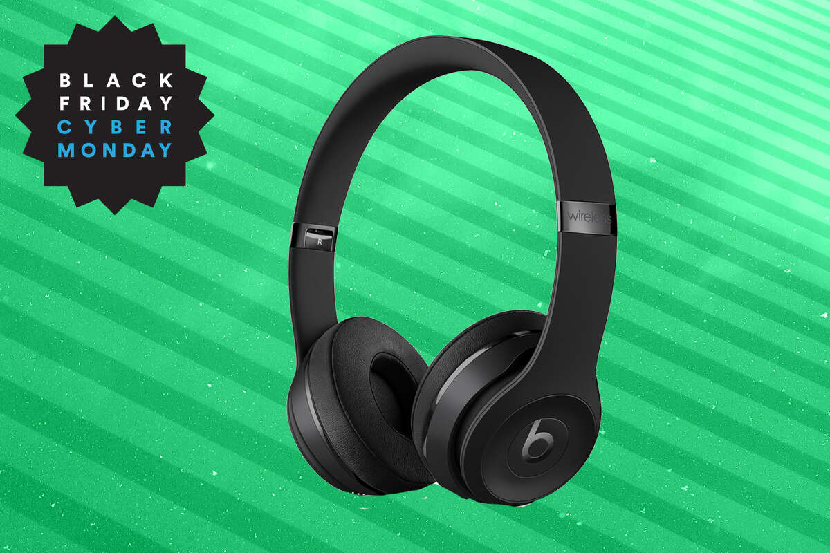 Beats Solo3 Wireless On-Ear Headphones, $119 at Walmart for Black Friday