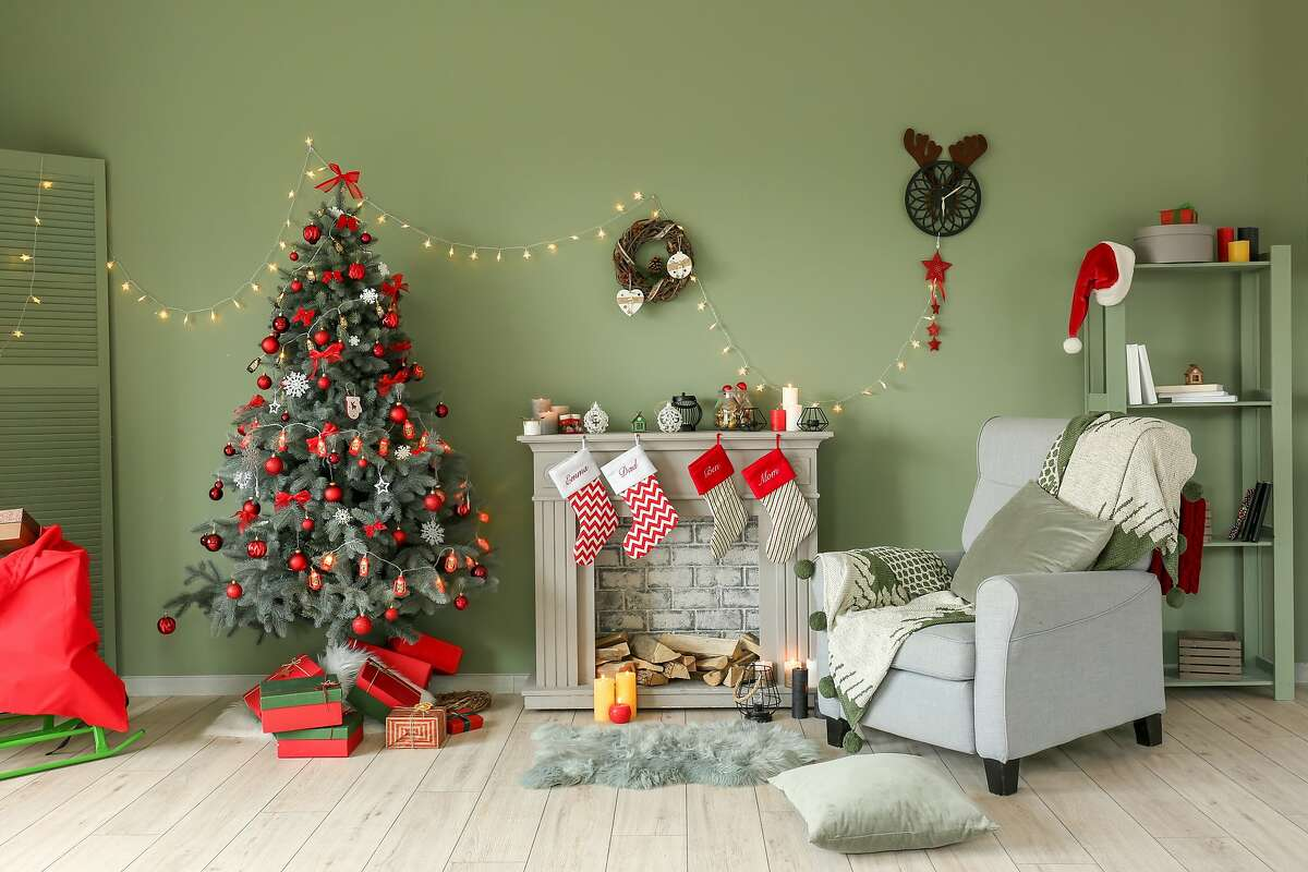 Local stores can help while planning your festive holiday décor.