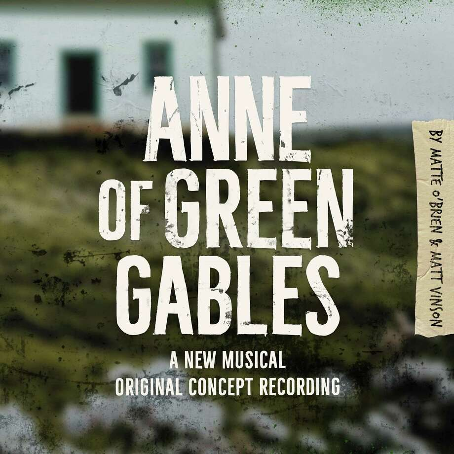 "The original concept recording of ""Anne Of Green Gables,"" a new musical by Matte O'Brien and Matt Vinson at the Goodspeed in East Haddam will be available everywhere music is sold on Nov. 20. To sign up to be notified of the release, visit BroadwayRecords.com Photo: Contributed"