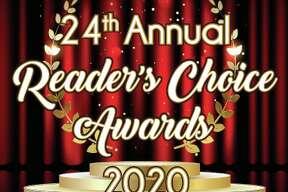 Reader's Choice Awards 11/2020