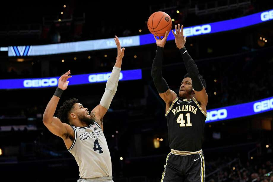 Saddiq Bey is a first-round prospect for the NBA draft after leading Villanova in scoring as a sophomore. Photo: Nick Wass /Associated Press File / Copyright 2020 The Associated Press. All rights reserved.