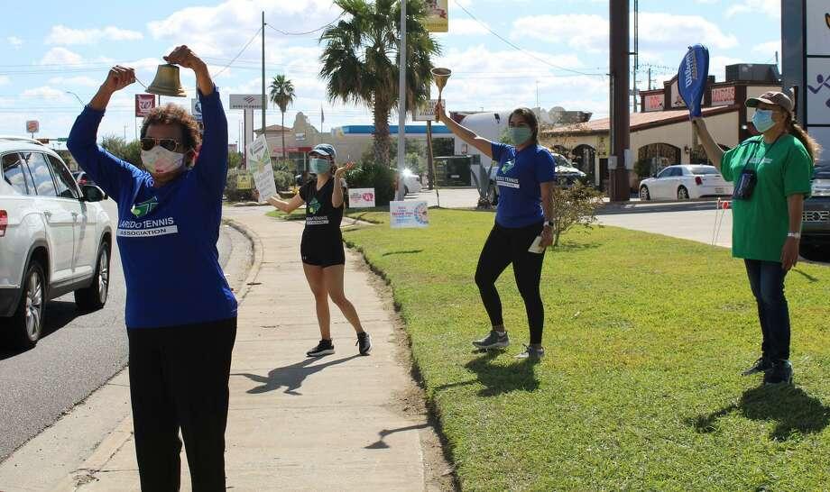 Photo: Courtesy /Laredo Tennis Association