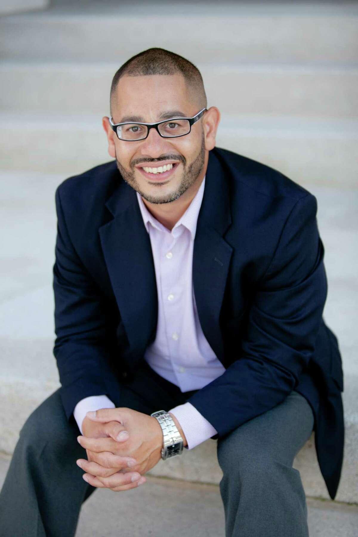House Majority Leader Jason Rojas, D-East Hartford