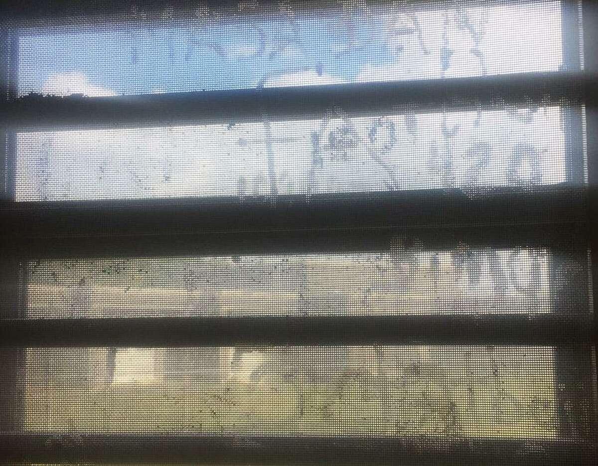 A window inside a
