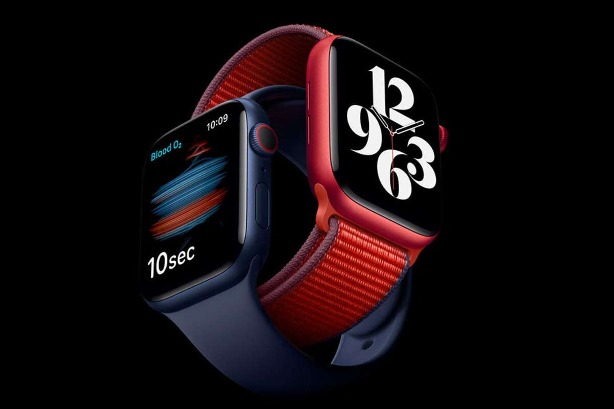 Apple Watch Series 6, GPS and GPS + Cellular, Both $50 off on Amazon