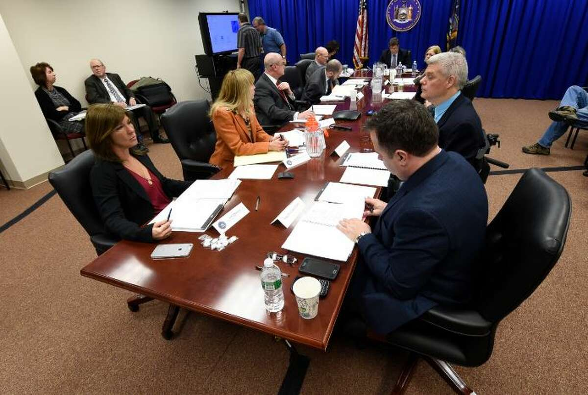 Michael Rozen, chairman of the Joint Commission on Public Ethics, resigned his position on Wednesday as Gov. Andrew M. Cuomo selected a former staffer as new chair.