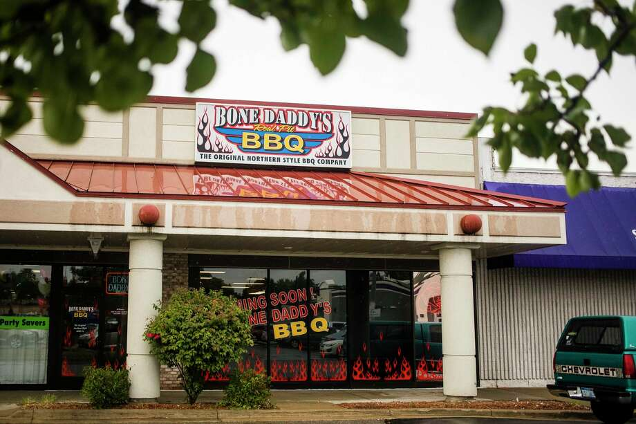 Bone Daddy's BBQ, 1900 S. Saginaw Road, Suite F, Midland. Dine-in, takeout, catering. 989-496-2266. www.bonedaddysbarbeque.com (Daily News file photo)