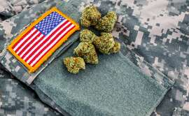 A growing number of veterans are turning to an unconventional treatment for PTSD: cannabis.