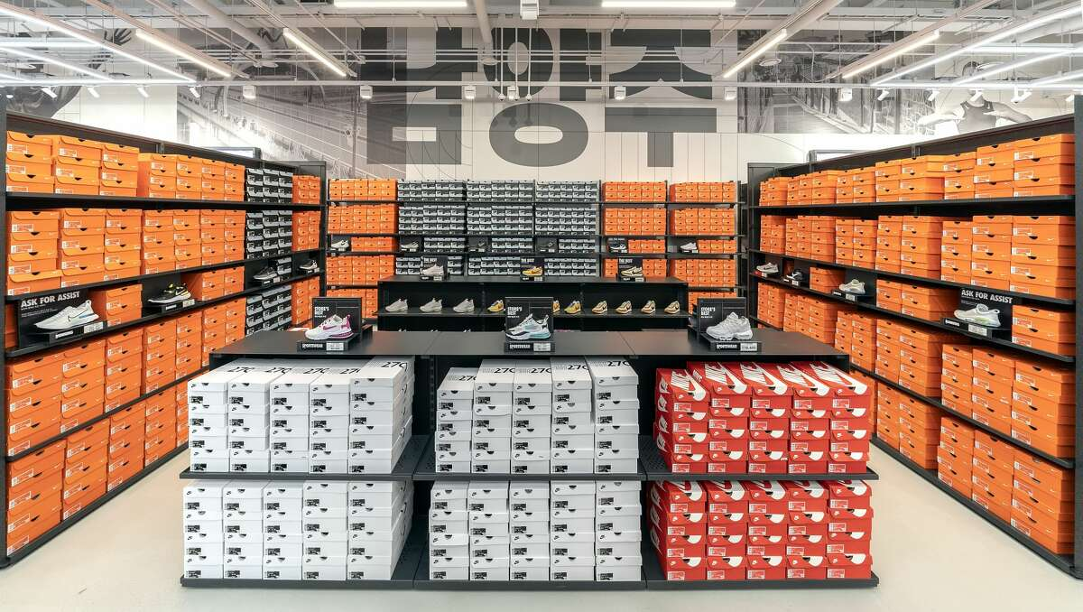 Inventory will also follow suit. Nike says the products sold will be locally curated.  Each Nike Unite store features new self-service technology and checkout options.