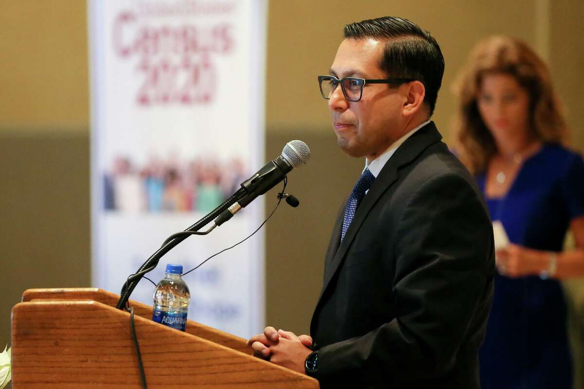 Texas state Rep. Diego Bernal, D-San Antonio, who serves as the vice chair of the chamber's public education committee, led a group of 68 legislators calling Wednesday for the state to take steps toward canceling annual standardized tests, commonly known as STAAR, for the 2020-21 school year.