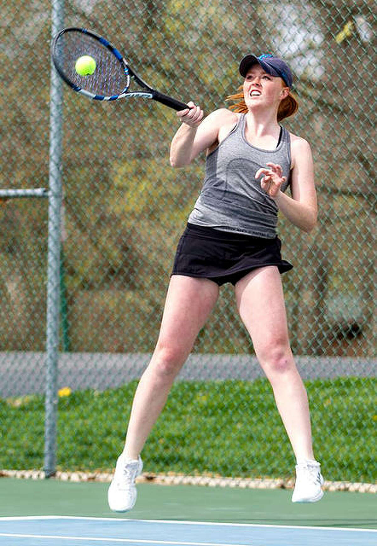 Former Principia great Paige Cooley has been named to the St. Louis Intercollegiate Athletic Conference All-Decade Women's Tennis Team, one of nine Prin players named to the squad. Cooley won the SLIAC the Player of the Year award in each of her three seasons on the court, becoming just the second player in conference history to win the award three times in her career.