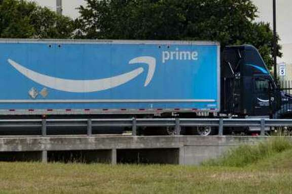 """Amazon is planning to open a """"last-mile"""" facility in north San Antonio, according to a recent presentation to the Zoning Commission."""
