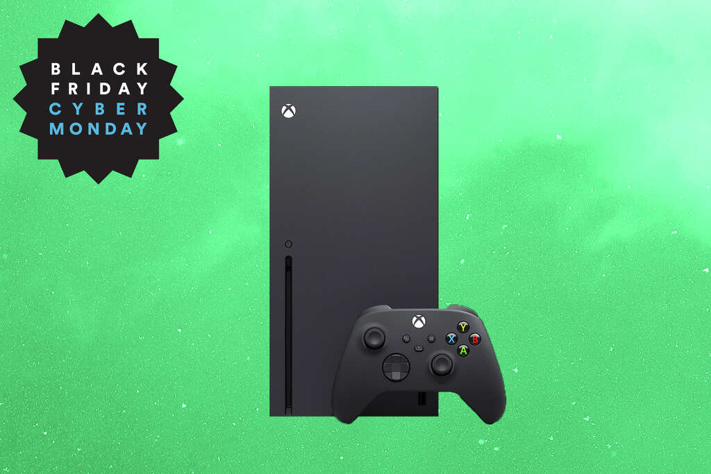 Xbox Series X for $499.99 at Walmart
