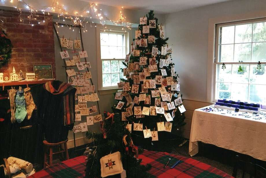 Spectrum/ The Bridgewater Congregational Church has announced its annual Christmas Shoppe and Christmas tree sales. The store will be open limited hours: Nov. 28-29, Dec. 5-6 and Dec. 12-13 from 11 a.m. to 2 p.m. Six- to 9-foot Fraser Fir trees will be available at beginning the weekend of Nov. 21 and continue each weekend through Dec. 20. Hours will be 9 a.m. to 5 p.m. Photo: Courtesy Of Bridgewater Congregational Church / Danbury News Times Contributed