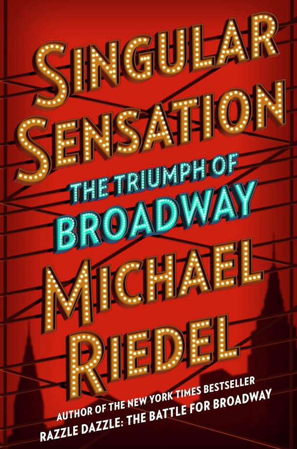"""House of Books and Kent Memorial Library will co-host a book talk and virtual signing by author, theatre critic and longtime Broadway columnist for the New York Post Michael Riedel Dec. 2 at 7 p.m. He will be interviewed by author Tom Santopietro as they discuss this newly published book about Broadway, """"Singular Sensation."""" Photo: Courtesy Of Kent Memorial Library / Danbury News Times Contributed"""