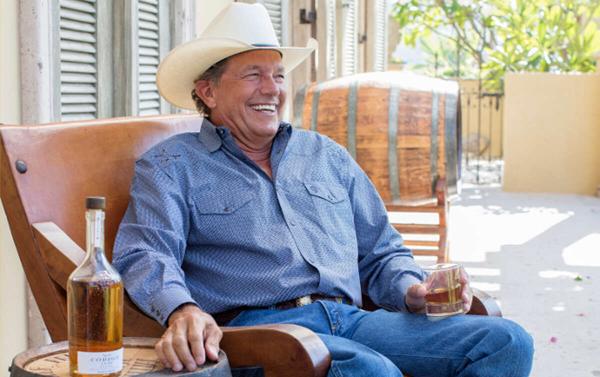 George Strait just released a limited-edition keepsake, just in time for the holidays. (Photo courtesy of George Strait Añejo via Saving Country Music)