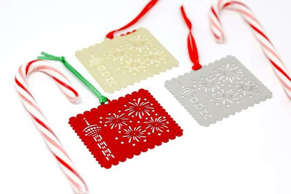 For the third straight year, SA Flavor is selling it San Antonio Papel Picado ornaments, but the items are super limited this holiday season.