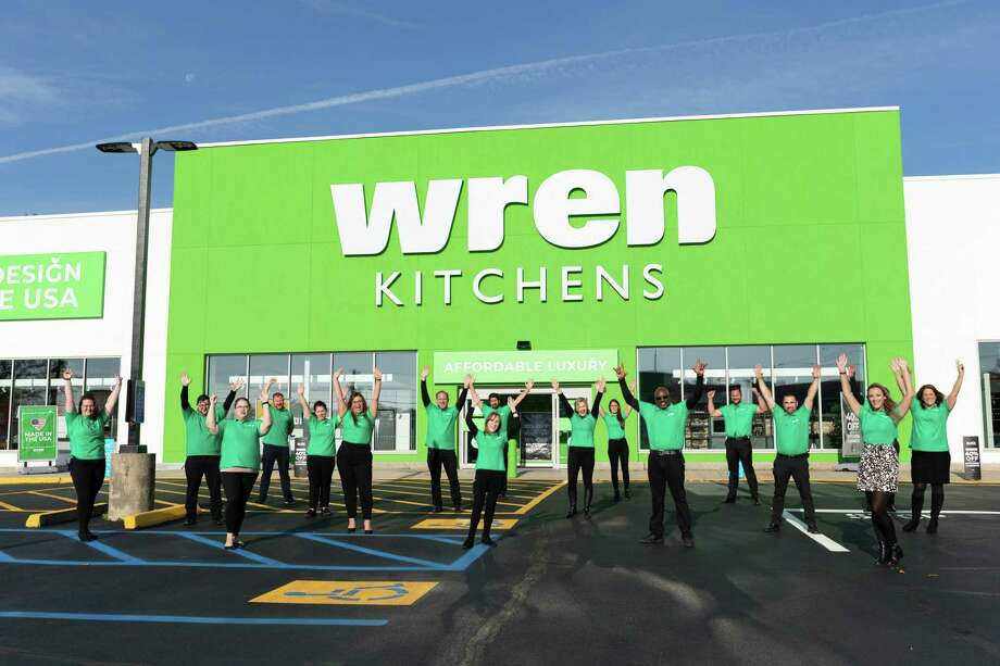 Wren Kitchens opens its first location in the U.S., in Milford. Photo: Contributed
