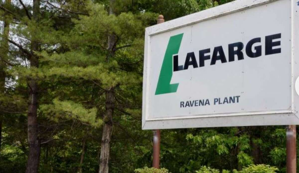 The Town of Coeymans is looking at amending its emissions laws that would impact the LaFargeHolcim cement plant.
