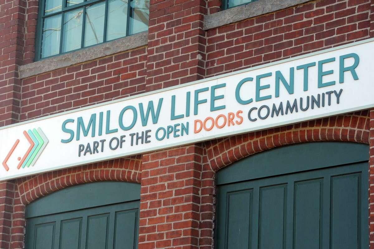 Norwalk Community Health Center's new Smilow Life Center, in Norwalk, Conn. Nov. 18, 2020.