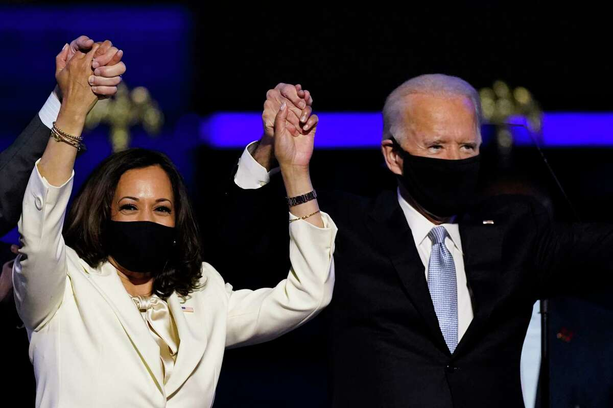 President-elect Joe Biden and Vice President-elect Kamala Harris face many challenges, but they also have many opportunities, including healing racial divisions.