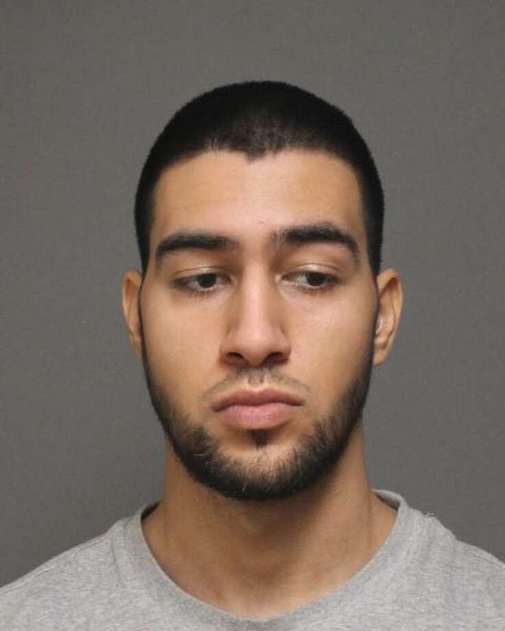 Shawn Belounis, 23, of Bridgeport Photo: / Fairfield Police Department / Contributed