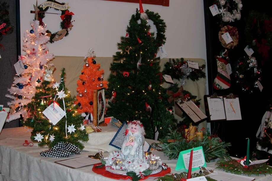 Decorated fresh and artificial Christmas Trees are part of the draw of the Festival of Trees. This year's event will be held outside. (File Photo)