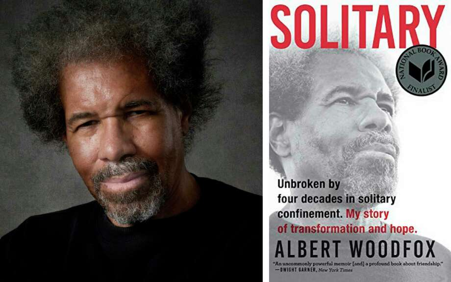 """Albert Woodfox will be speaking about his experiences in solitary confinement, and his book, """"Solitary,"""" at the next National Writers Series virtual event. (Courtesy Photo)"""