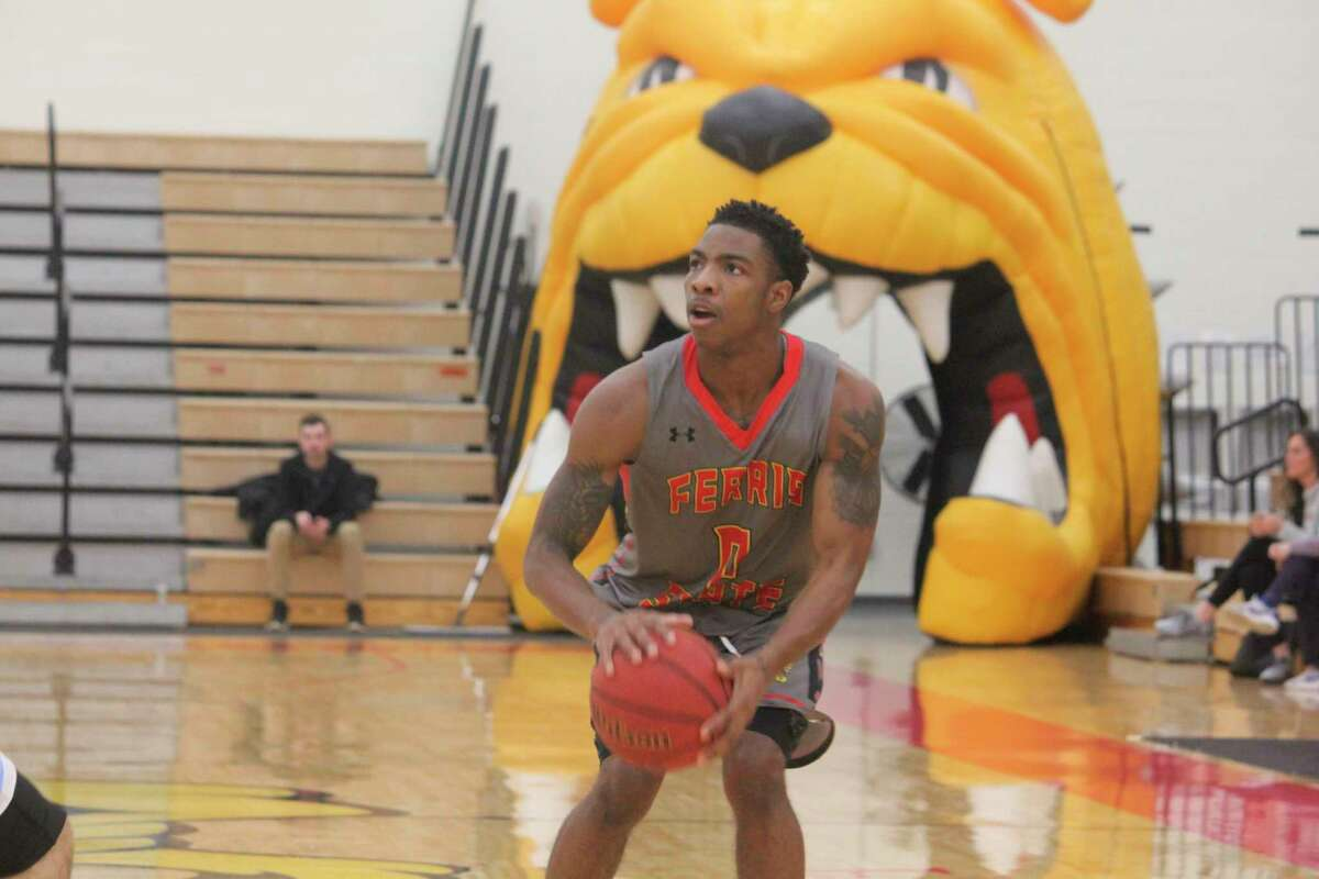 Ferris basketball programs, like others, are on hold because of the current three-week governmental shutdown. (Pioneer file photo)