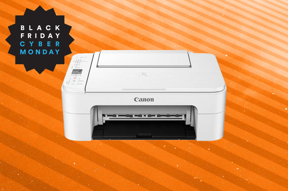 Canon TS3322 Wireless All In One Printer, $19 at Walmart Photo: Walmart/Hearst Newspapers